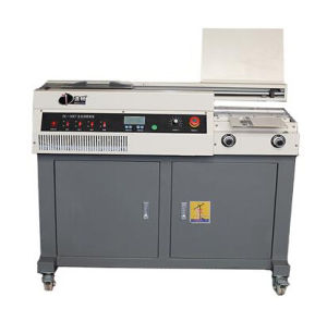 Automatic Perfect Book Binding Machine pictures & photos