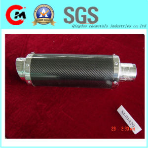 Carbon Fiber Auto Muffler pictures & photos