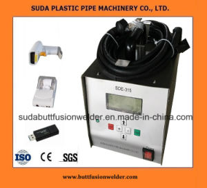 Sde315 Electrofusion Welding Machine 20-315mm pictures & photos