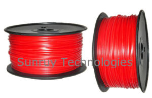 Red Color PLA 3D Filament for 3D Printer pictures & photos