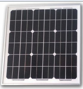 20W Monocrystalline Solar Panels for Portable Solar System