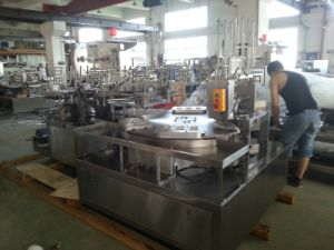 Full Automatc Rotary Blister Card Packing Machine
