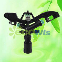 "1"" Female Full Circle Impact Lawn Sprinkler with Four Nozzle pictures & photos"