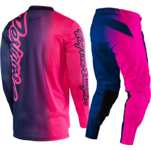 Purple Custom Racing Suit Mx Gear Motocross Apparel (AGS06) pictures & photos