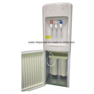 Pou Water Dispenser with Filtration System at The Bottom, Pipeline pictures & photos