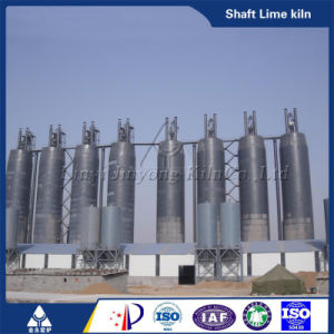 Professional Vertical Shaft Lime Kiln with Design and Installation pictures & photos