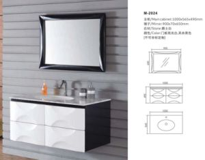 2016 New Fashion Hanging Bathroom Vanity Cabinet pictures & photos