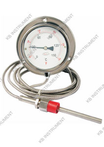 """4""""Dial Thermometer for Remote Reading pictures & photos"""