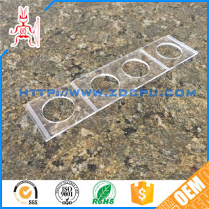 Transparent Injection Mold Small Size PVC Clapboard pictures & photos