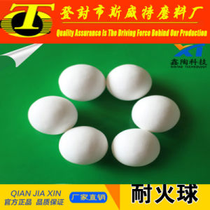 High Strength High Alumina Refractory Ceramic Ball pictures & photos