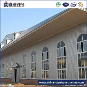 Classic High Quality Prefabricate Mobile Steel Structure House Used for Office pictures & photos
