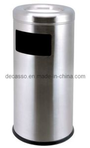 Stainless Steel Dustbin (DK38) Factory Price pictures & photos