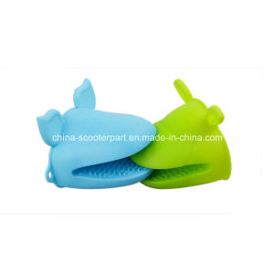 Silicone Oven Mitt pictures & photos
