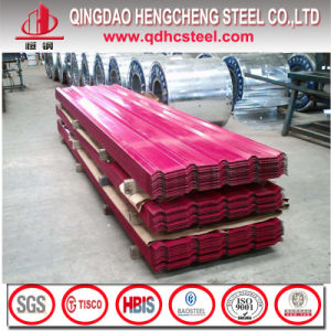 Color Roofing Sheet/Prepainted Corrugated Sheet/PPGI Roof Sheet pictures & photos