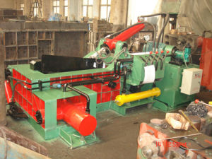 Hydraulic Aluminium Scrap Metal Baler (YD-1000) pictures & photos