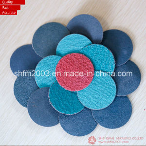 Abrasive Quick Change Discs, Zirconia, Ceramic Grinding Disc pictures & photos