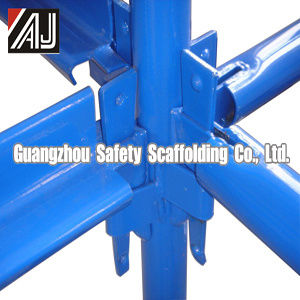 Q235 Steel Quickstage Scaffolding for Building Construction pictures & photos