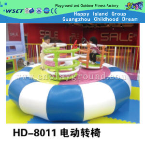 Kids Electric Turntable Chairs for Amusement Equipment (HD-8011) pictures & photos