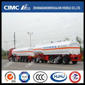 18-65cbm Carbon Steel Fuel/Oil/Gasoline/Diesel Tanker pictures & photos