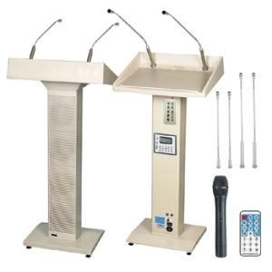 Multipurpose Wireless PA Amplifier Lectern PA Speaker pictures & photos