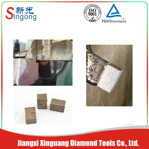Diamond Brand Cutting Tool Diamond Segment pictures & photos