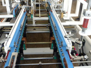 Automatic Bottom Lock Folder Gluer Machine (SHH-1200E) pictures & photos