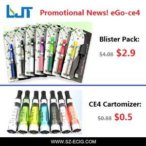 EGO Tank Super E-Cigarette (EGO-T) , EGO-CE4, Colorful EGO-K Battery