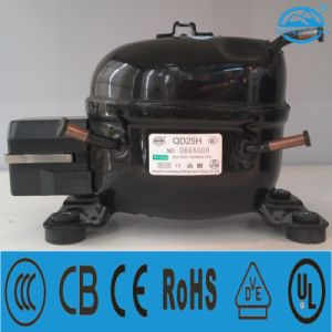 Mini Refrigerator Compressor R134A (QD25H) pictures & photos