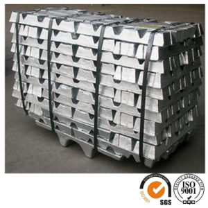 Primary Remelted Pure (Pb) Lead Ingot 99.994%, 99.99%, 99.96%, 99.90% for Sale pictures & photos