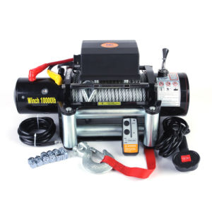 4x4 Electric Winch 10000lbs (SC10.0) pictures & photos