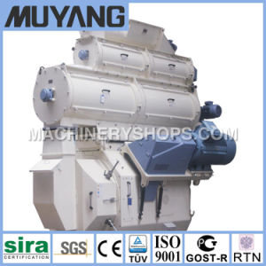 Pellet Mill & Pelleting Machine & Biomass Pellet (MUZL)
