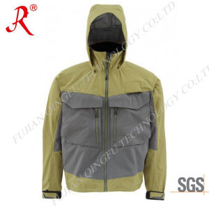 Men′s Fishing Wading Jacket with High Quality (QF-9057) pictures & photos