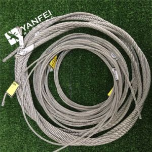 Steel Wire Rope for Elevators Wire Rope pictures & photos