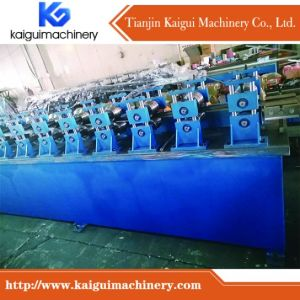 New Arrival Worm Gearbox Ceiling T Bar Roll Forming Machine pictures & photos