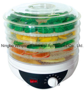GS Approval Mini 5 Layers Electric Food Dehydrator Machine Fruit Dehydrator Vegetable Dehydrator Fruit Dryer pictures & photos