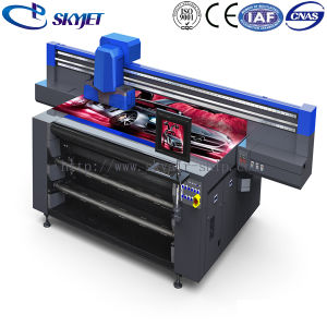High Precision UV Varnish Printer