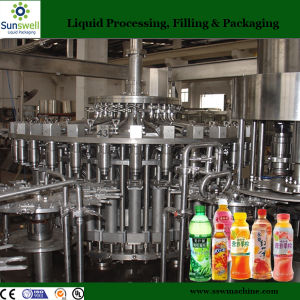 Complete Automatic 3-in-1 Pulp Juice Bottling Plant pictures & photos