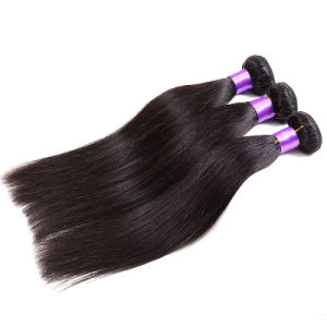 King Brazilian Virgin Hair Straight 4 PCS Mink Brazilian Hair Weave Bundles Queen Hair Product 7A Unprocessed Virgin Human Hair pictures & photos