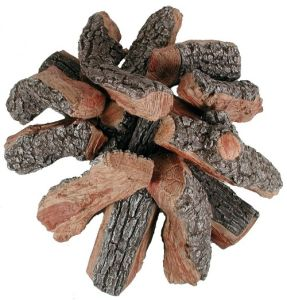 Ceramic Fiber for Ethanol and Gas Fire Pit Logs pictures & photos