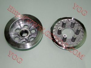 Yog Motorcycle Two Wheels Spare Parts Clutch Center Cg 150 pictures & photos
