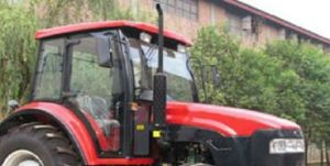 Lutong Lyh820 2WD Red Wheel Tractor pictures & photos