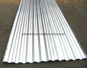 Automatic Color Corrugated Roofing Sheet Forming Machine pictures & photos