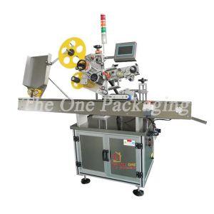 Horizontal Round Labeling Machine, China Horizontal Labeler pictures & photos