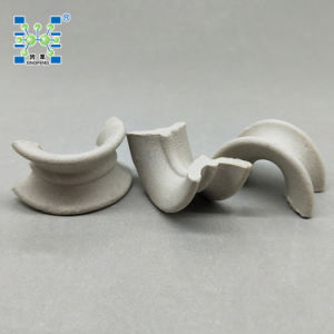 Acid Resistance and Heat Resistance Ceramic Intalox Saddles pictures & photos