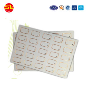 Factory Price Tk4100 Em4100 Em4200 RFID Card Inlay for Card Making (3*8) pictures & photos