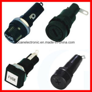 Mini Car Blade Fuse Holder with Wire Leads pictures & photos