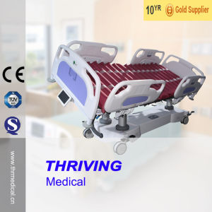 Professional ICU Electric Hospital Bed pictures & photos