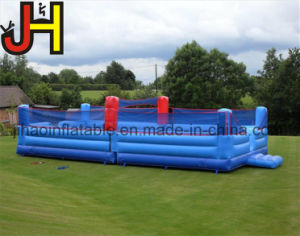 Giant Inflatable Volleyball Court for Sale pictures & photos