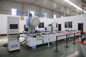 Aluminium Tapping Threading Milling CNC Machining Center pictures & photos