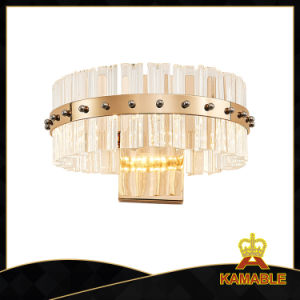 Modern Hotel Room Crystal Wall Lamp (KA031719) pictures & photos